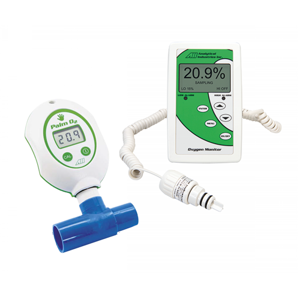 AII-2000 Palm O2 Oxygen Analyzer